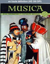 MUSICA numéro 11 du 01 février 1955