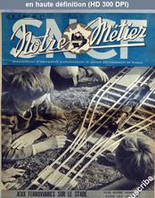 NOTRE METIER LA VIE DU RAIL numéro 68 du 19 juillet 1946