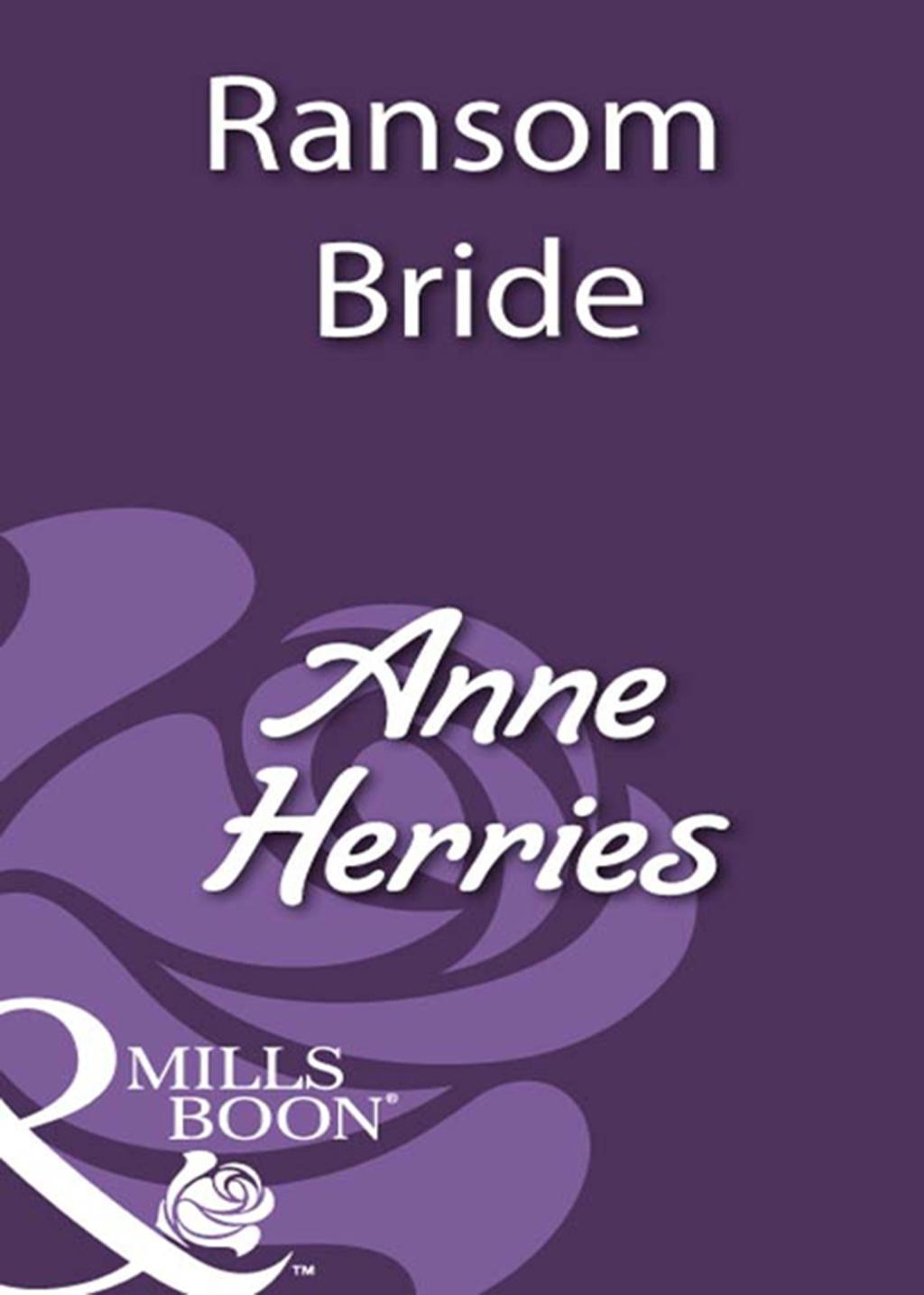 Ransom Bride (Mills & Boon Historical)