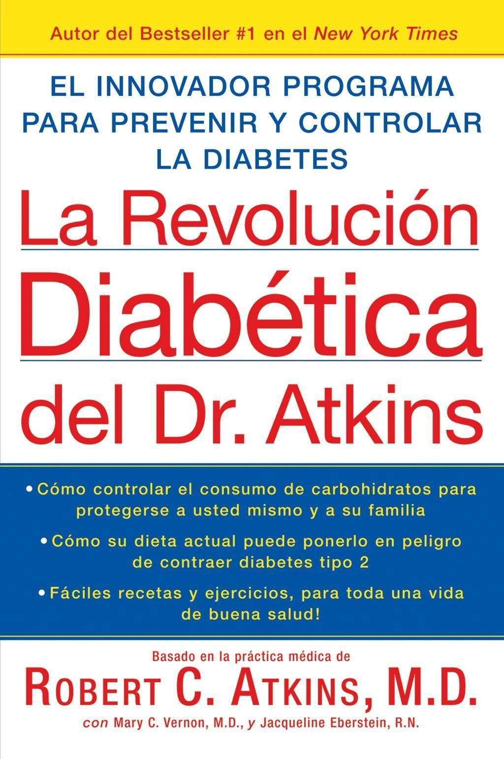 La Revolucion Diabetica del Dr. Atkins