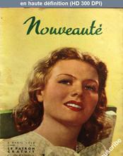 NOUVEAUTE numéro 13 du 03 avril 1938
