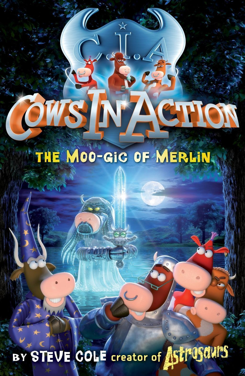Cows In Action 8: The Moo-gic of Merlin