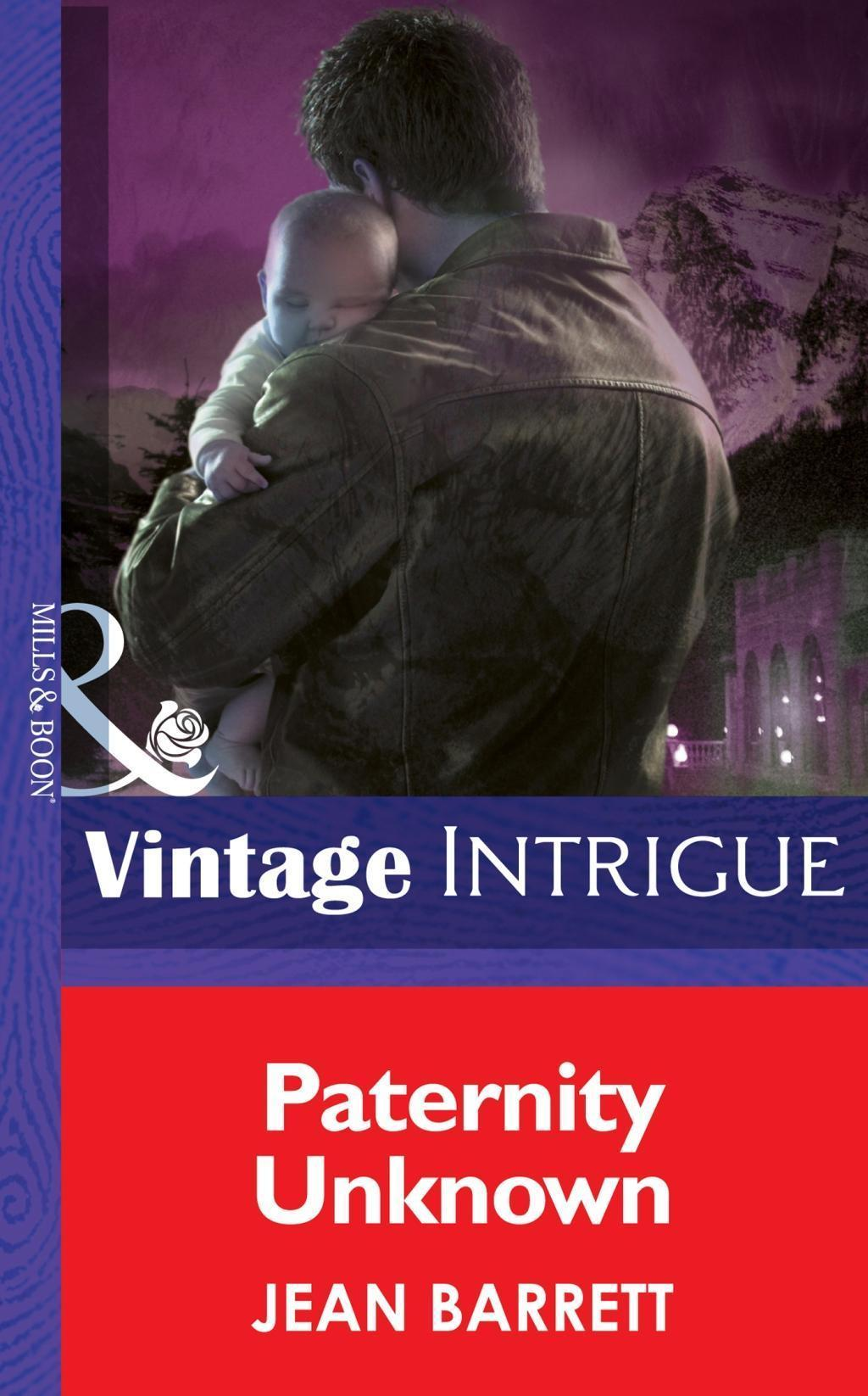 Paternity Unknown (Mills & Boon Intrigue) (Top Secret Babies, Book 12)