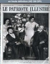 LE PATRIOTE ILLUSTRE  numéro 21 du 24 mai 1931