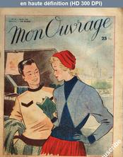 MON OUVRAGE numéro 54 du 01 mars 1953