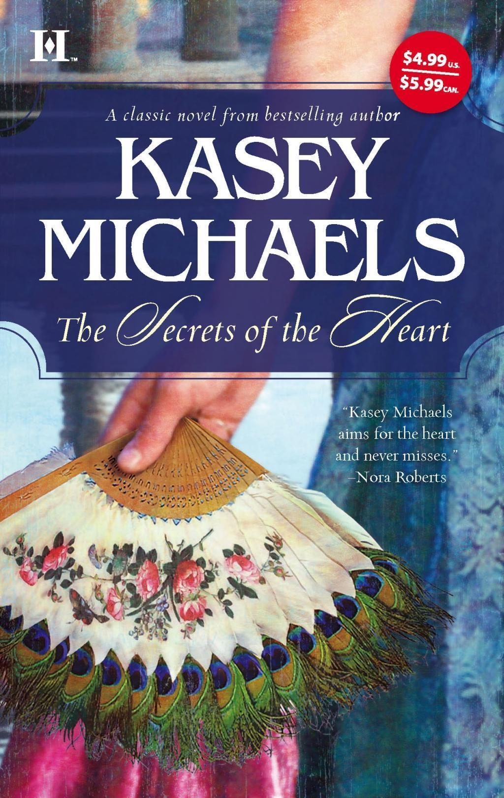 The Secrets of the Heart (Mills & Boon M&B)