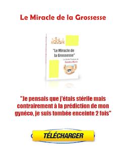 Telecharger le Miracle de la Grossesse PDF Gratuit