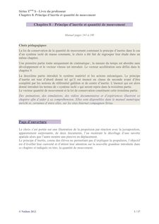 Correction chapitre 8 - Physique-Chimie Sirius 2012