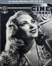 CINE REVUE numéro 12 du 19 mars 1948