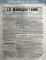 LE MOUSQUETAIRE  numéro 315 du 06 octobre 1854