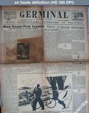 GERMINAL numéro 61 du 25 février 1933