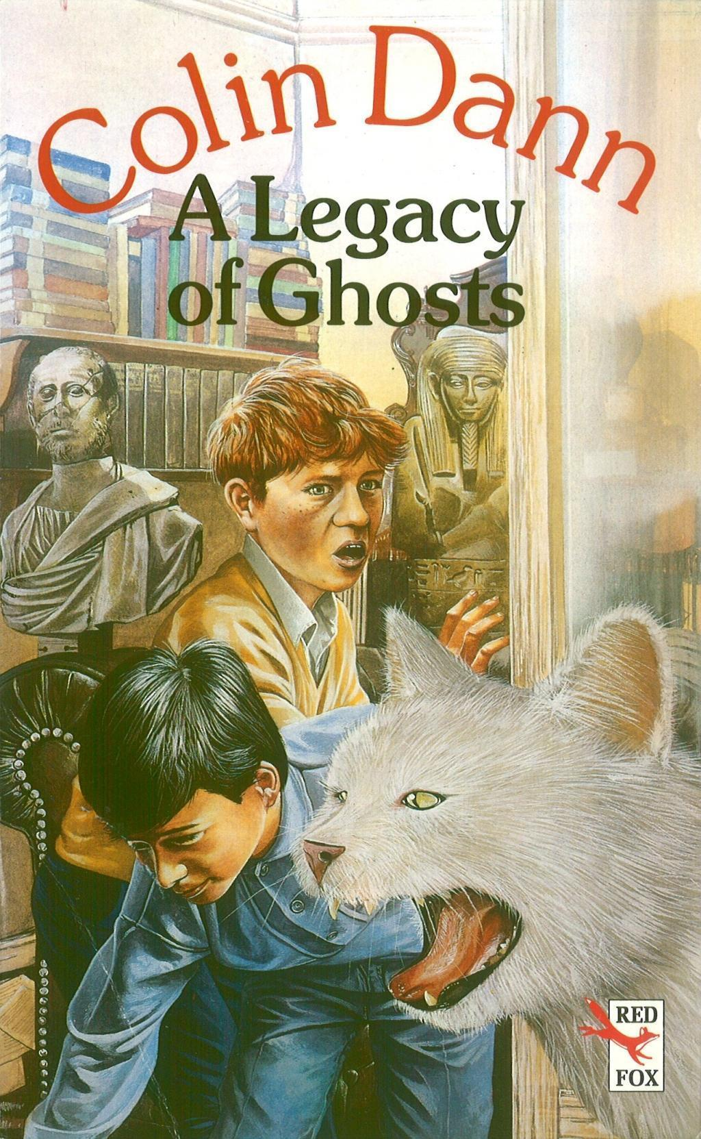 A Legacy Of Ghosts