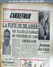 CARREFOUR numéro 329 du 02 janvier 1951
