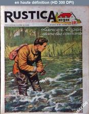 RUSTICA numéro 22 du 28 mai 1950