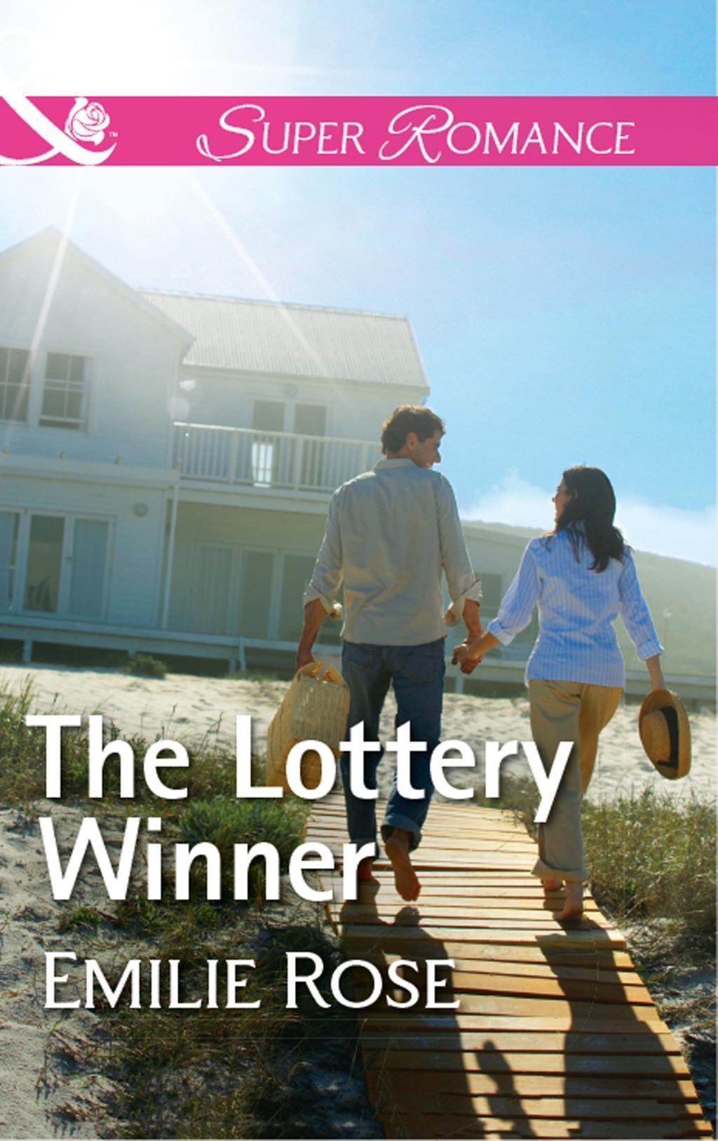 The Lottery Winner (Mills & Boon Superromance)