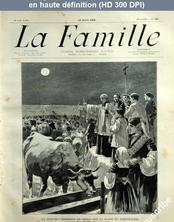 LA FAMILLE  numéro 1284 du 15 avril 1904