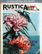 RUSTICA numéro 14 du 08 avril 1951