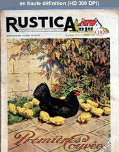 RUSTICA numéro 8 du 19 février 1950