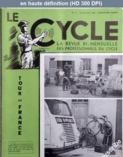 LE CYCLE  numéro 17 du 30 juillet 1949