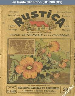 RUSTICA numéro 48 du 01 décembre 1929