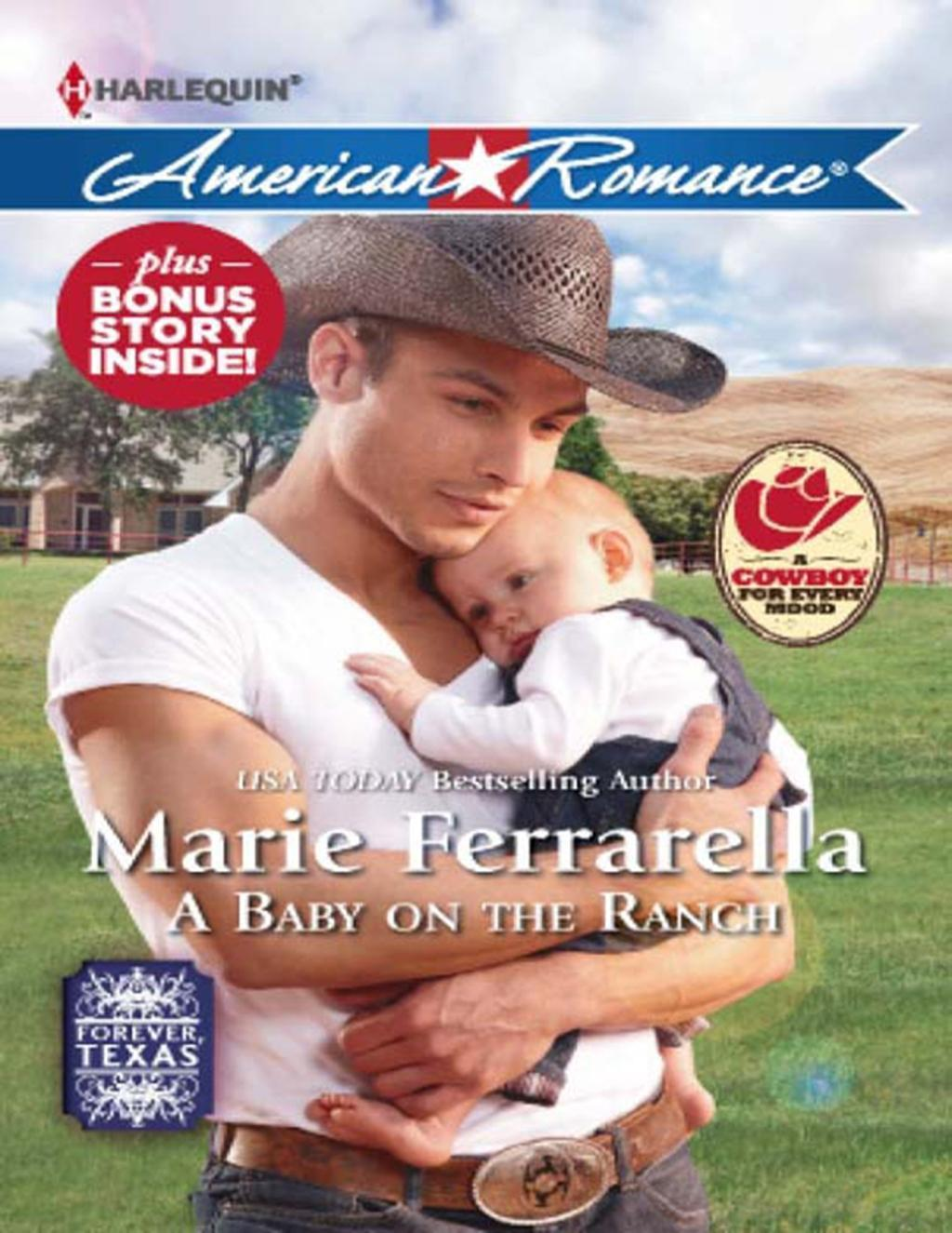 A Baby on the Ranch (Mills & Boon American Romance) (Forever, Texas, Book 5)