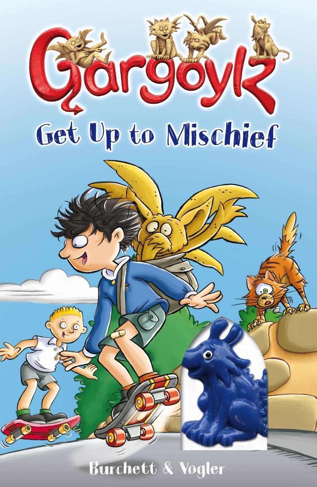 Gargoylz Get Up to Mischief