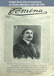 FEMINA du 01 mai 1914