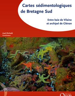 Cartes sédimentologiques de Bretagne Sud