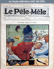LE PELE MELE  numéro 49 du 03 décembre 1905