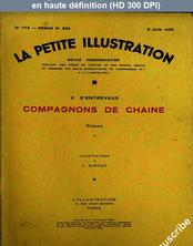 LA PETITE ILLUSTRATION ROMAN  numéro 775 du 06 juin 1936