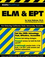 CliffsTestPrep® ELM & EPT