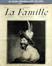 LA FAMILLE  numéro 1419 du 16 décembre 1906