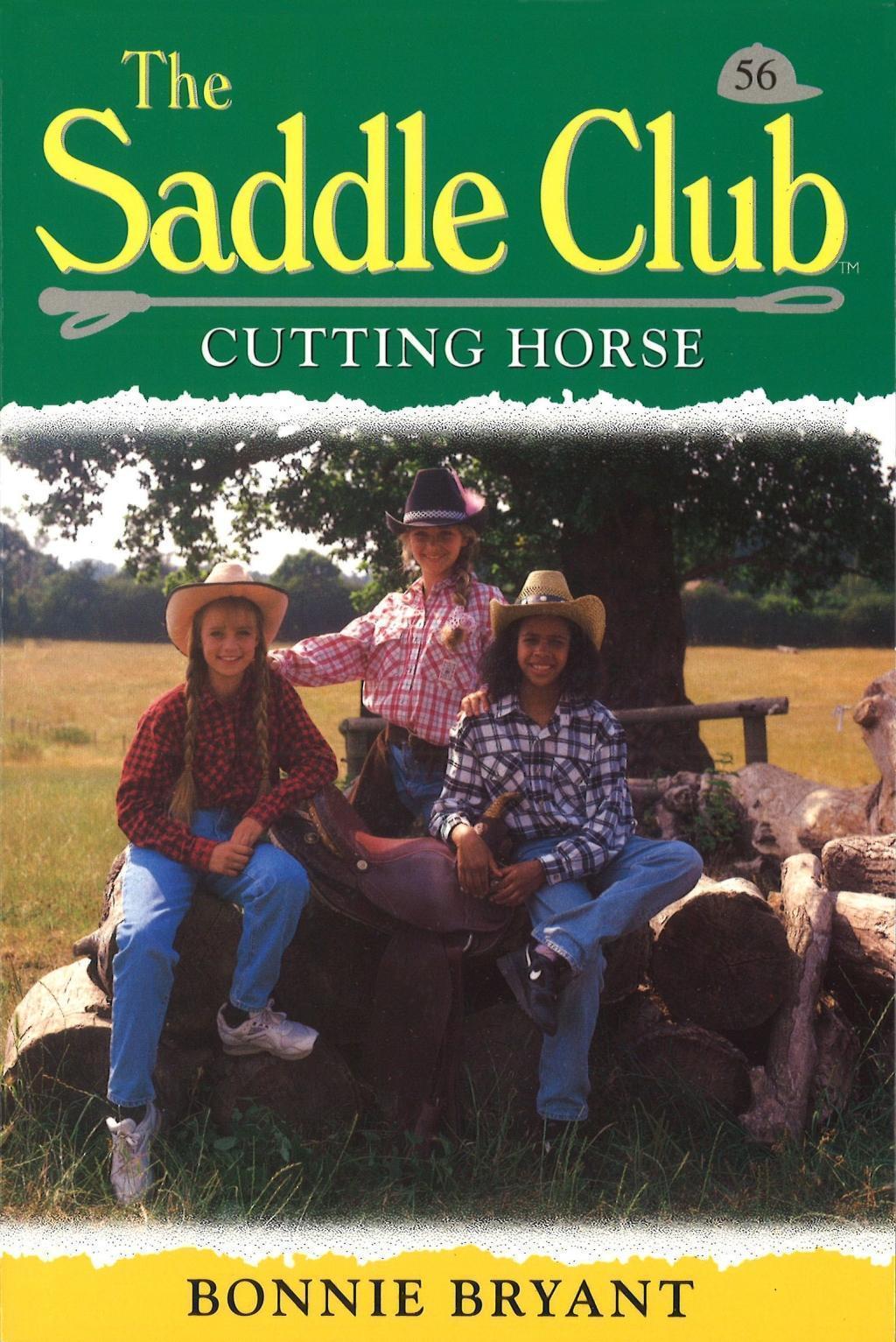 Saddle Club 56: Cutting Horse