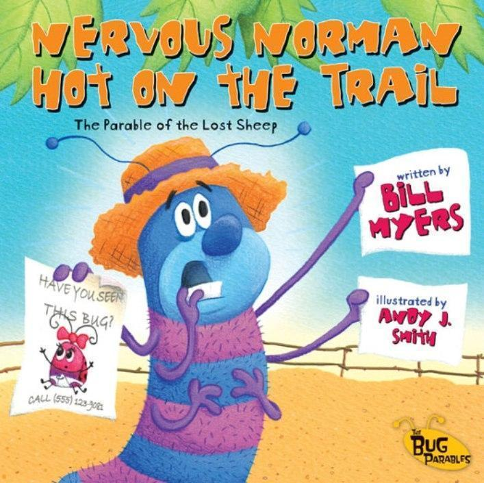 Nervous Norman Hot on the Trail