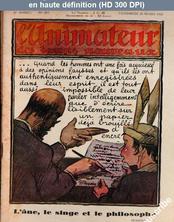 L' ANIMATEUR DES TEMPS NOUVEAUX  numéro 263 du 20 mars 1931