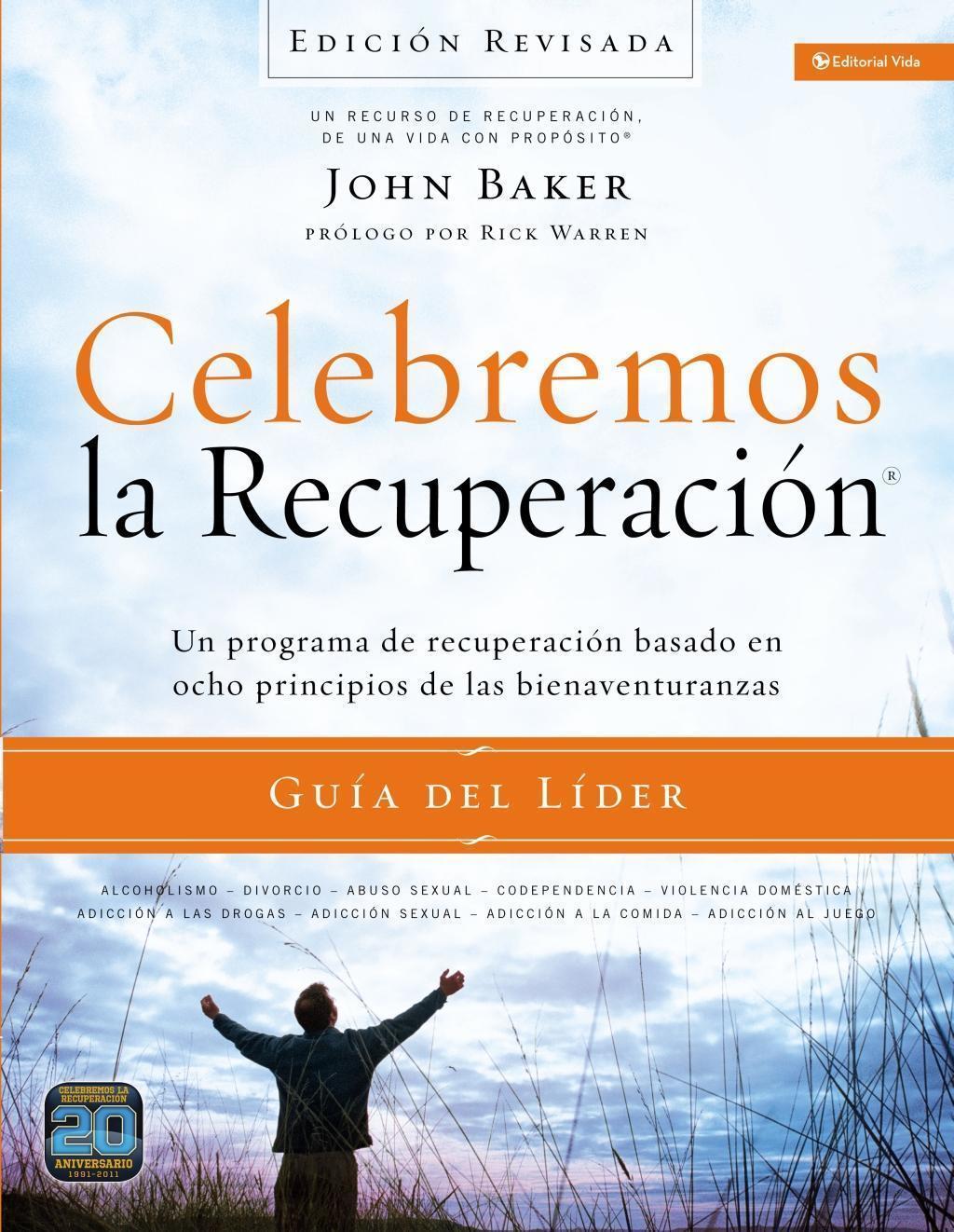 Celebremos la recuperación Guía del líder - Edición Revisada