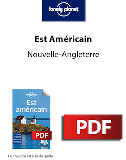 Est Américain 2 - Nouvelle-Angleterre