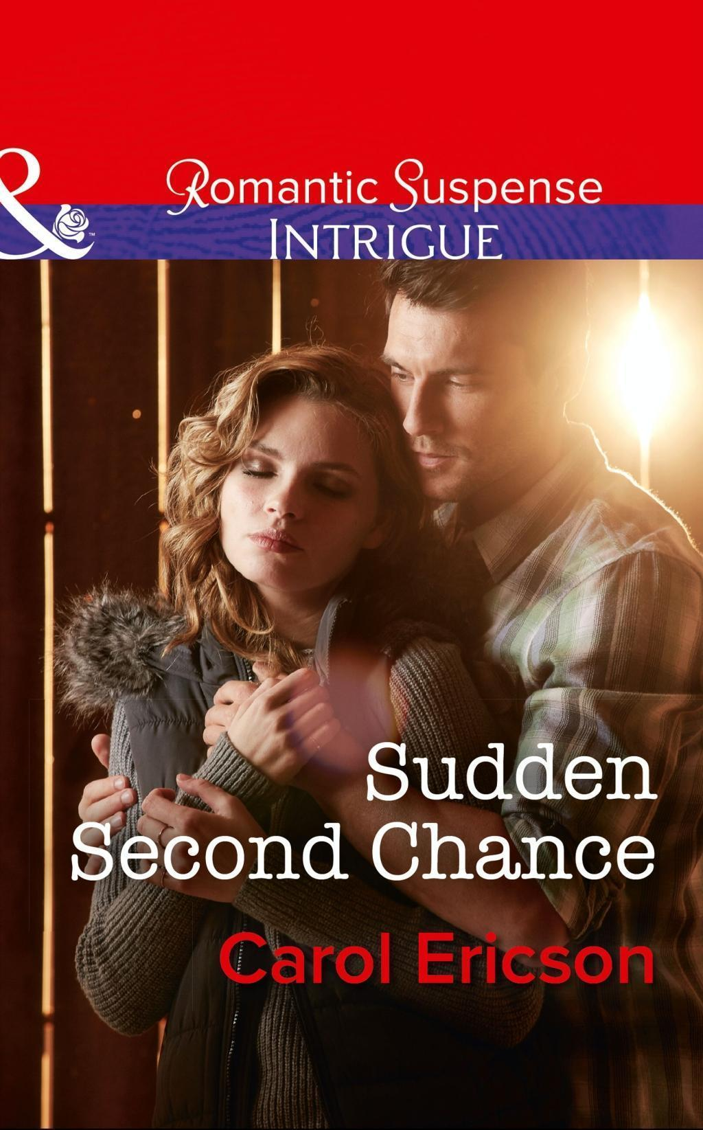 Sudden Second Chance (Mills & Boon Intrigue) (Target: Timberline, Book 2)