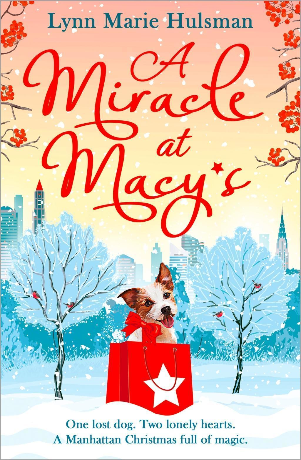 A Miracle at Macy's: There's only one dog who can save Christmas