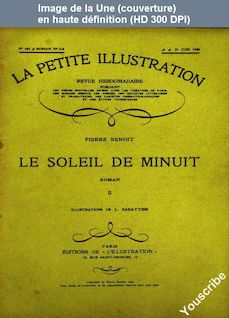 LA PETITE ILLUSTRATION ROMAN  numéro 484 du 21 juin 1930