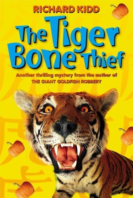 The Tiger Bone Thief