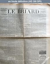 LE BRIARD  numéro 26 du 09 avril 1902