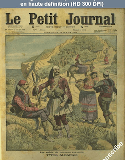 LE PETIT JOURNAL SUPPLEMENT ILLUSTRE  numéro 1217 du 15 mars 1914