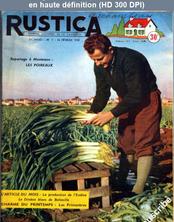 RUSTICA numéro 7 du 16 février 1958