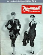 NOUVEAUTE numéro 141 - 142 du 10 août 1954
