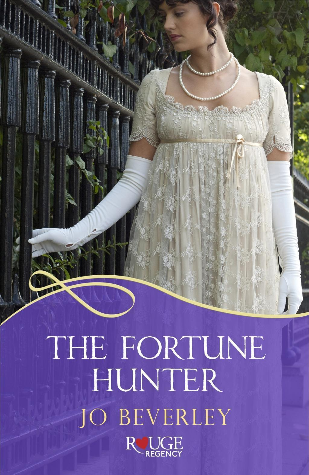 The Fortune Hunter: A Rouge Regency Romance