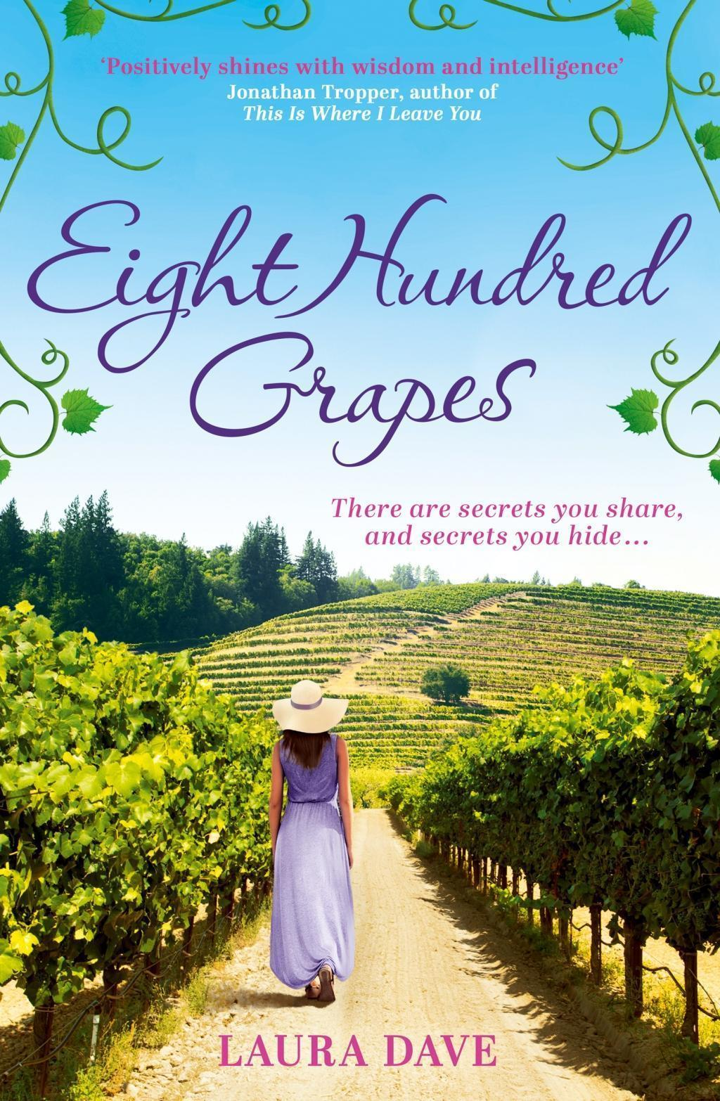 Eight Hundred Grapes: a perfect summer escape to a sun-drenched vineyard