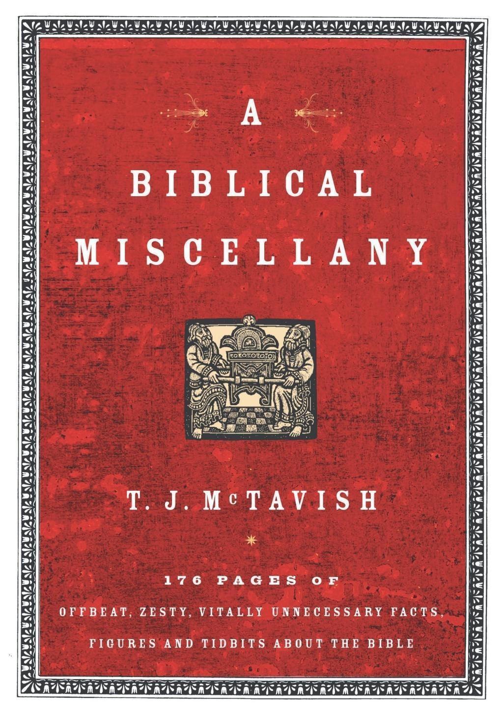 A Biblical Miscellany