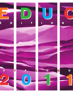 Catalogue 2011 éditions Leduc.s