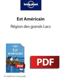 Est Américain 2 - Région des Grands Lacs